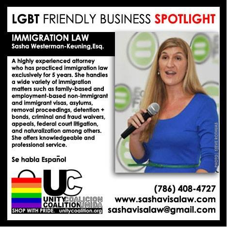 LGBT IMMIGRATION