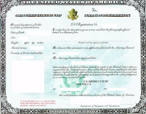 U.S. Citizenship & Naturalization - Immigration Attorney in Miami